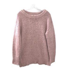 BB Dakota Acrylic Knit Oversized Sweater